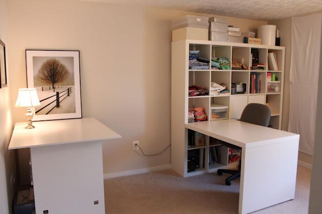 home office craft room design ideas photo
