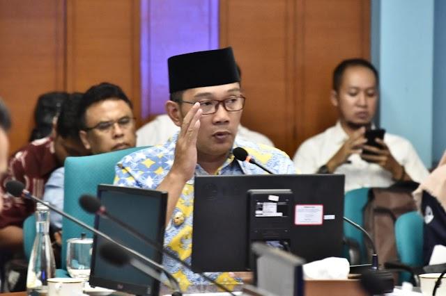 Dukung KEK Jatigede, Gubernur Jabar Minta Sumedang Bentuk BUMD Pariwisata