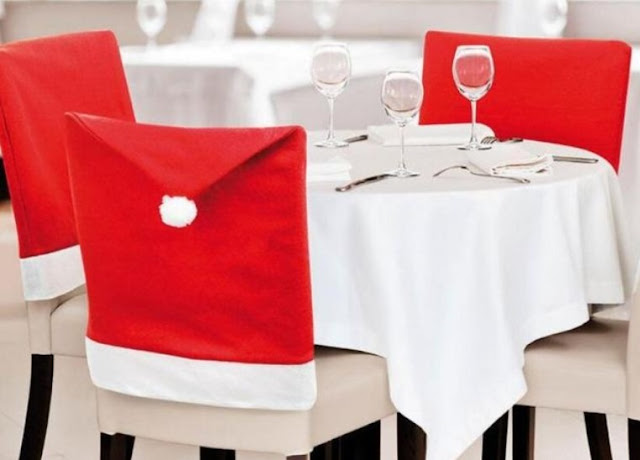 dining room christmas decor images