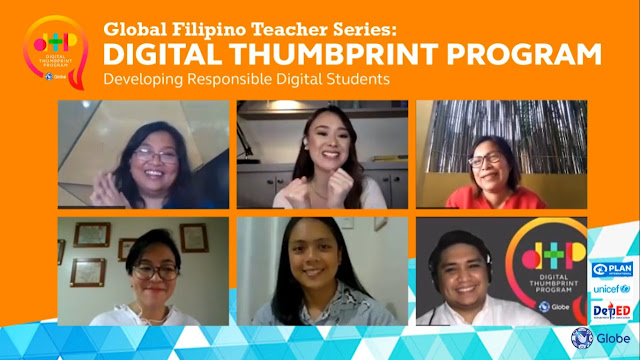 Teachers, parents join Globe and DepEd in kids' cyber ...