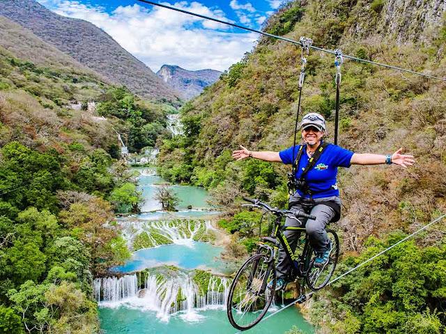 el ecoturismo es lo que te gusta, este trip es idóneo para ti ya que tendrás la facilidad de realizar muchas actividades al aire libre lo que te permite un fascinante contacto con la naturaleza. Estos son solo algunos ejemplos: senderismo, navegar, rafting, rappel, saltar desde las cascadas, nadar por ríos, etc.