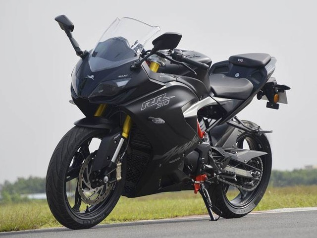 TVS Apache RR310 BS6: Fully faired BMW hearted bike!!