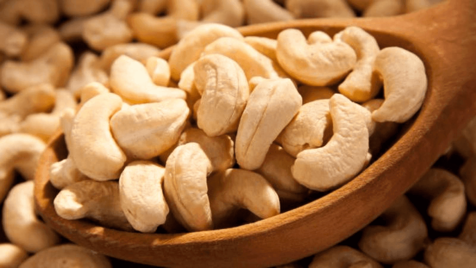 Health benefits of having cashews