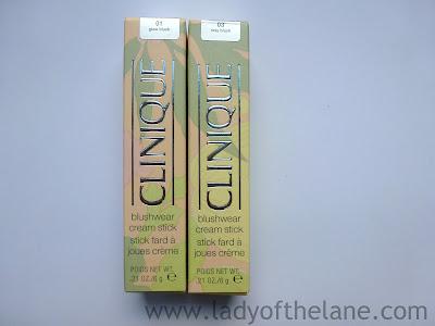 Clinique Blushwear Cream Stick