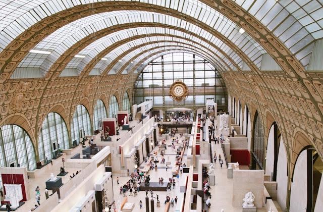 Orsay, Orangerie & Opera Museum