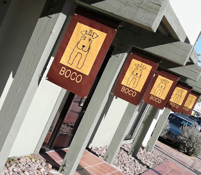 Boco Double Sided Pole Banners | Banners.com