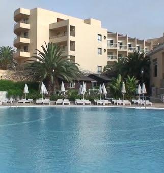 HOLIDAY IN FUERTEVENTURA: Hotel Sunrise Costa Calma Beach 1
