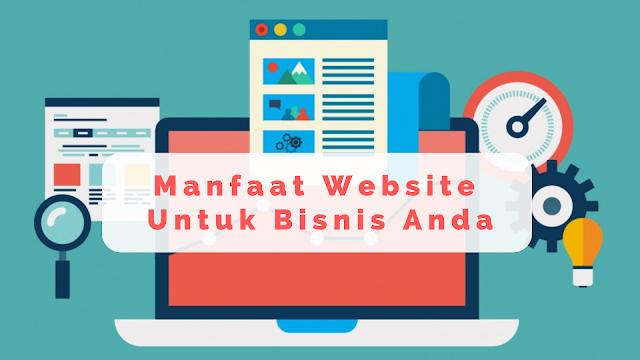 manfaat website