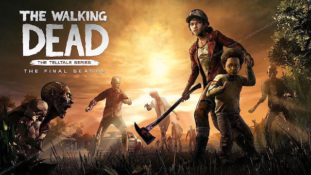 Link Download Game The Walking Dead The Final Season (The Walking Dead The Final Season Free Download)