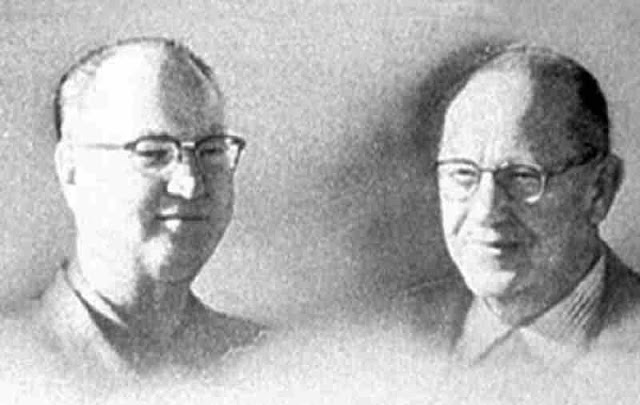 Richard McDonald and Morris Macdonald