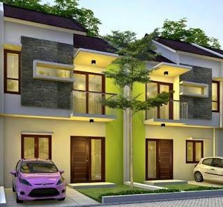 Gambar Desain Rumah Minimalis 2 Lantai Terbaru
