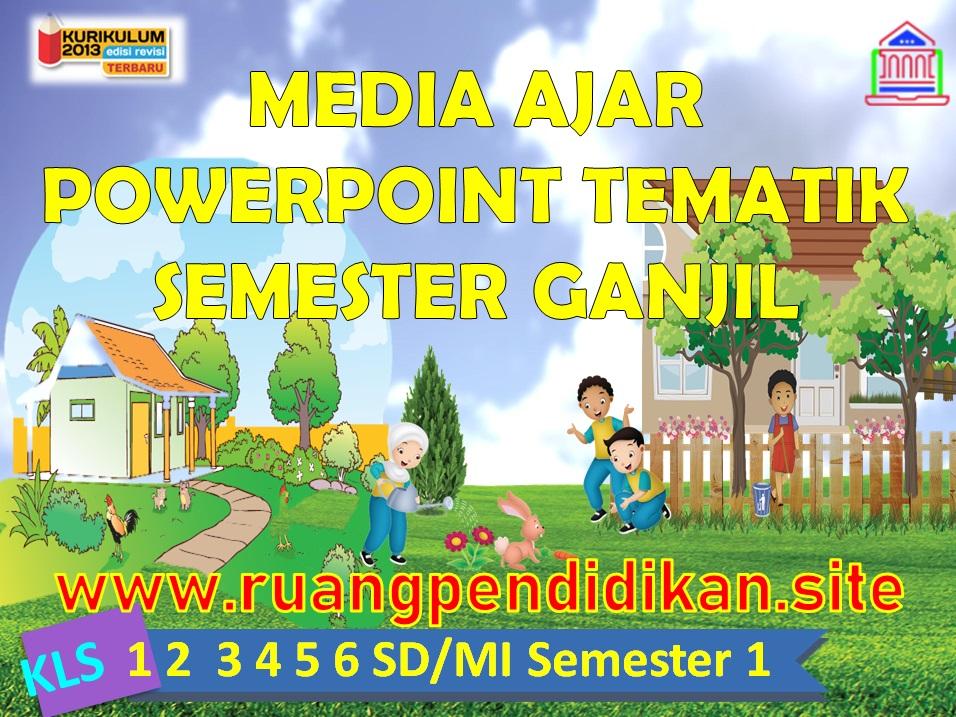 Media Ajar Power Point