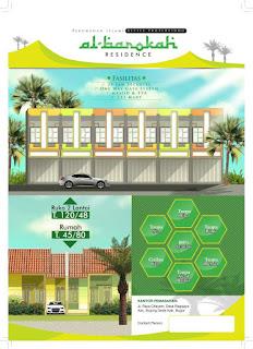 Property Syariah di Citayam Bogor Al Barokah Residence