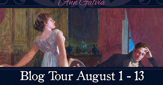 What's Past is Prologue by Ann Galvia - Blog Tour - Review Post and Giveaway