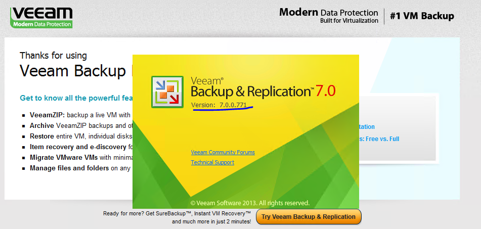 Step By Step Guide) Installing Veeam Backup & Replication 7 0 0 771