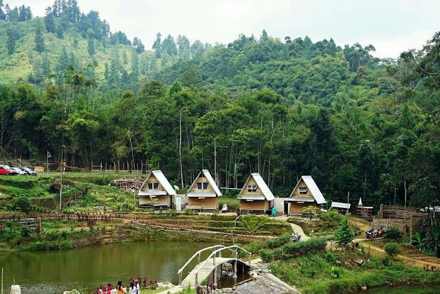 penginapan wisata lembah rembulan