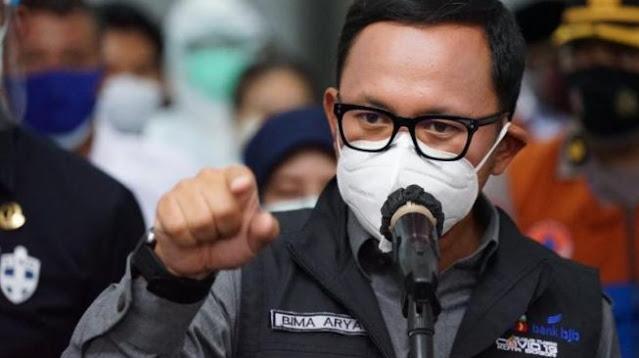Bima Arya Imbau Seluruh PNS Bogor Sumbangkan THRnya Kepada Masyarakat