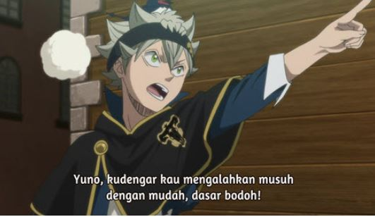 Black Clover Episode 27 Subtitle Indonesia