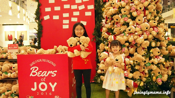 SM Bears of Joy - charity