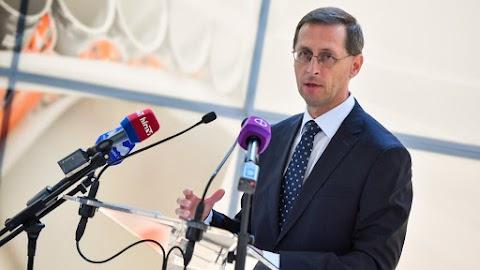 Varga Mihály: 4,3-4,4 százalékkal nőhet idén a magyar GDP