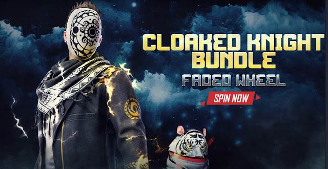 Cloaked Knight Free Fire