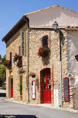 Vie del Borgo di Rennes le Chateau