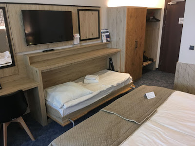 Hotel Diament w Ustroniu, pokój, dostawka