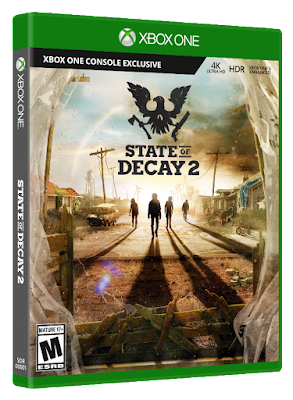 Win a copy of State of Decay 2 on Xbox One!