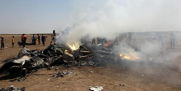 Lima Orang Tewas Saat Helikopter Militer Rusia Ditembak Jatuh Di Suriah