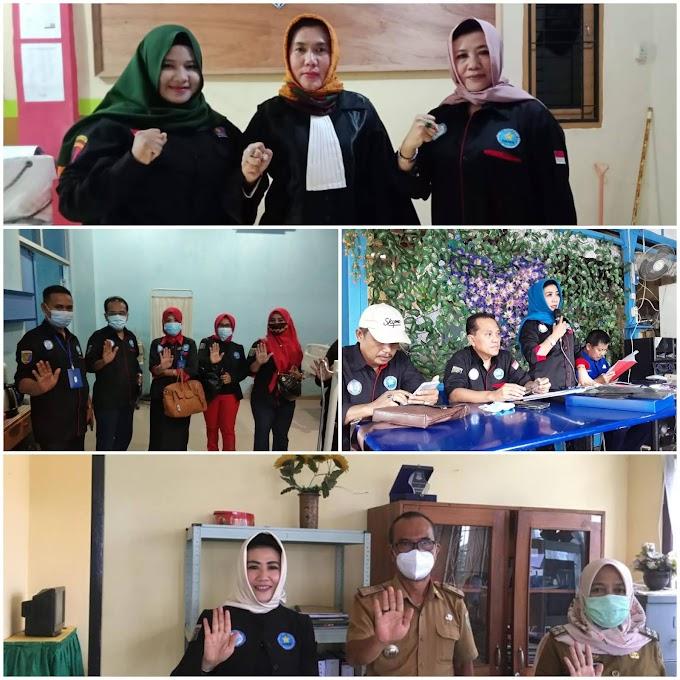 Sejak Dipimpin Anita Putri DPD GANN Lampung Maju Pesat