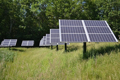 Uses of solar energy in agriculture