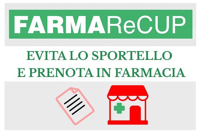 IN ITALIA CIRCA 12MILA FARMACIE SONO ABILITATE ALLE FUNZIONI DI SPORTELLO CUP PER LA PRENOTAZIONE DI VISITE MEDICHE