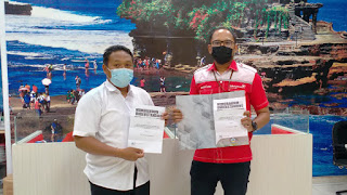 SMK TI Bali Global Badung - PT. Telkom Akses - PT. Telkom Indonesia (Persero)
