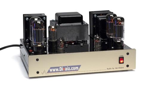 Power Amplifier AVA Ultravalve - www.divaizz.com
