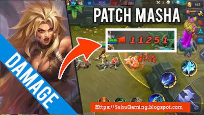 Script Damage 60% + Rank Booster Work Semua Hero Mobile Legends Patch Masha