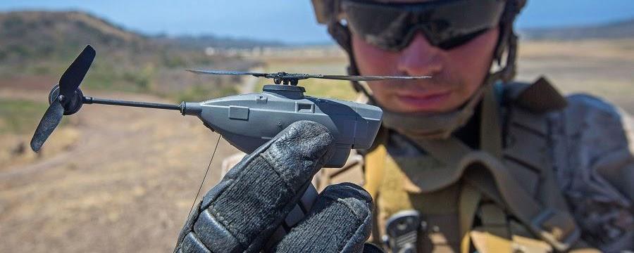 Teledyne придбала виробника нанодронів Black Hornet