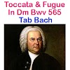 Toccata & Fugue In Dm Bwv 565 Tab Bach - How To Play On Guitar Online Full (Sheet)