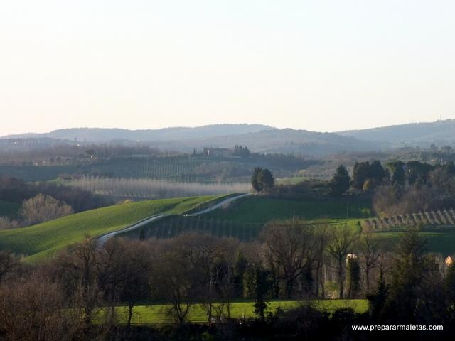 5 días en la Toscana