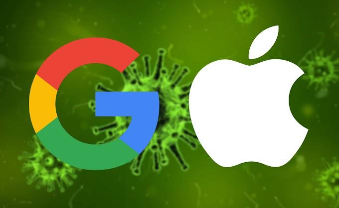 Alianza histórica entre Apple y Google para combatir el coronavirus