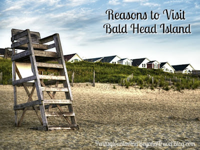Bald Head Island in North Carolina