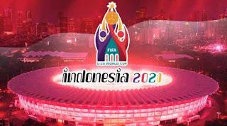 INDONESIA MENJADI TUAN RUMAH PIALA DUNIA SEPAK BOLA U-20-TAHUN 2021