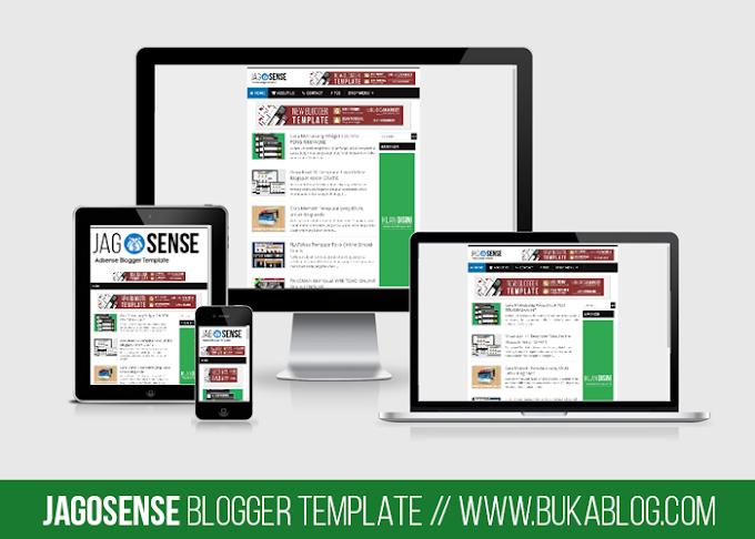 Template Adsense Responsive Untuk Blogspot