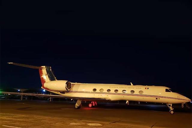 Avión en que viaja Evo Morales llega en escala técnica a Paraguay