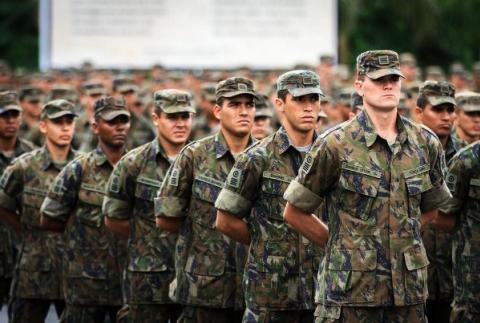 Alistamento militar de 2017 vai até 30 de junho