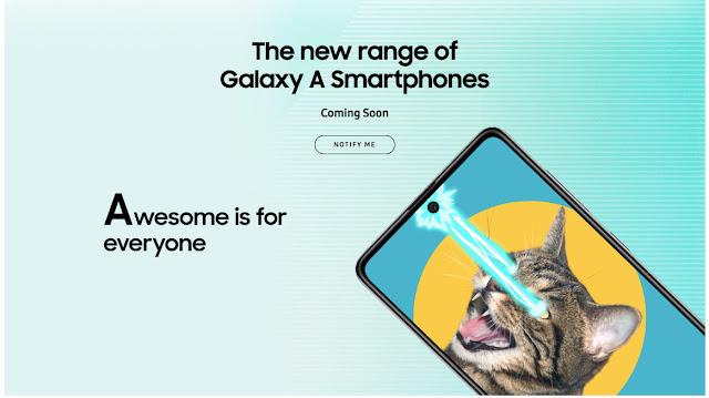 इंडिया आ रहे हैं Galaxy A51 और Galaxy A71 स्मार्टफोन