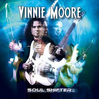 """Ο δίσκος του Vinnie Moore """"Soul Shifter"""""""