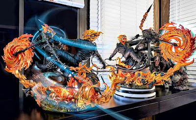 Anime Figure: Ghost Rider