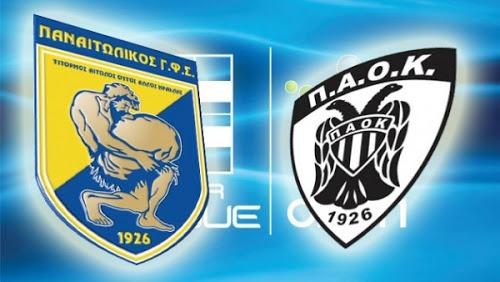 ΠΑΝΑΙΤΩΛΙΚΟΣ - ΠΑΟΚ   Panetolikos vs Paok     live streaming