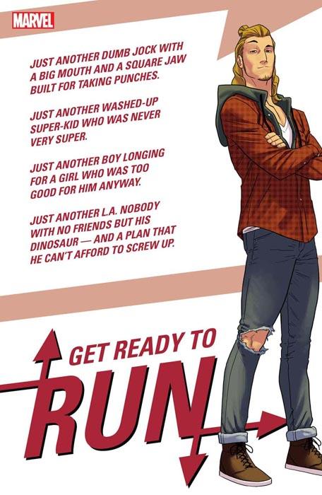 Segundo teaser de la posible serie regular de Runaways