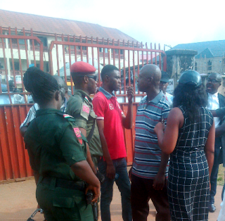 IMSU security abandons duty to harass innocent students